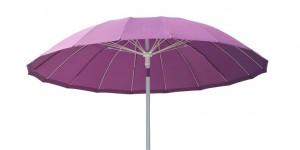 Pangfarvet parasol