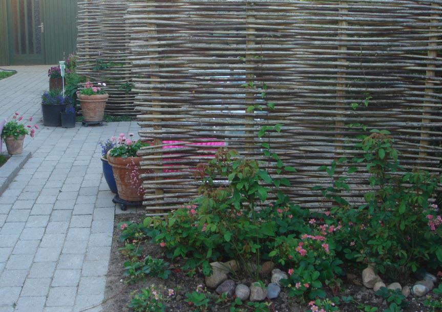 Ny terrasse   idas have   inspiration til din have